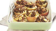 Mag het een appeltje meer zijn? Recept met lekkere Hollandse appels: Hartige appeltjes met gehakt uit de oven