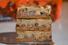 Nutter Butter Candy Cookie Bars April 10, 2015 by Hugs & Cookies xoxo