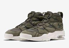 64739e204ff Nike Air Max 2 Uptempo QS Sz 12 Urban Haze 919831 300 Olive Green Pippen  Retro