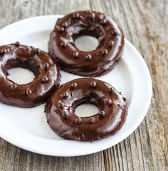 Kirbie Cravings Creates an Easy Chocolate Dessert #donuts trendhunter.com
