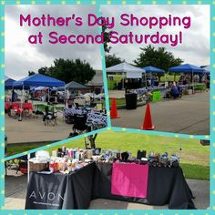 Second Saturday Craft & Vendor Market (one of many!!)