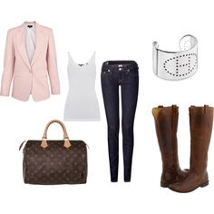 """""""Casual Day"""" by bellbelle15 on Polyvore"""