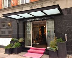 Andersen Hotel: Chic