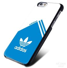 New Hot Adidas white Blue Logo iPhone Cases Case