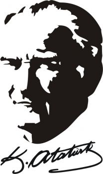 Gazi Mustafa Kemâl Atatürk - Best of Wallpapers for Andriod and ios Design Shop, Stencils, Most Beautiful Wallpaper, Great Backgrounds, Silhouette Art, Historical Pictures, Silk Painting, Art Plastique, Laser Engraving