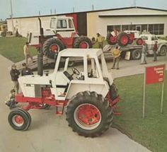 1970s Case Black Knight garden tractor | CaseIH equipment ...