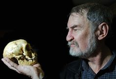 "Dr. Mike Morwood and a team of archaeologists found the bones of a an adult woman who was only 3-feet-tall and had a brain the size of a grapefruit. Dr. Morwood's group determined that this was, in fact, a new species of Homo sapien, which they called Homo floresiensis. Because of their size they became known as ""Hobbits."" Dr. Morwood died on July 23, 2013 at the age of 62."