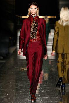 Miu Miu Suits from the blog: http://geeliciouspassion.wordpress.com/2012/06/17/my-impression-understated-miu/ #fashion #style #designer #makeup #look #attire