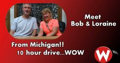 Bob and Loraine from
