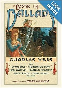 The Book of Ballads: Charles Vess