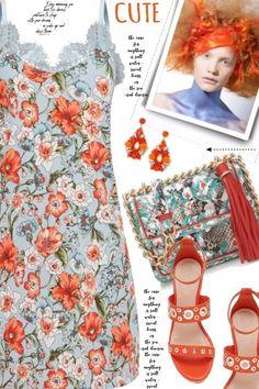 Lace+slip+dress from anne-irene  - trendme.net