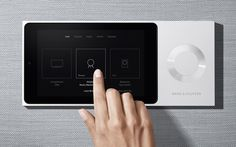 Bang & Olufsen Launch BeoLink Multi-Room Speaker System: Bang & Olufsen make an impressive entrant into the linked room audio field. Multi Room Speaker System, Multi Room Speakers, Leon Speakers, Interface Design, User Interface, Ui Design, Design Concepts, Interior Design, Arduino