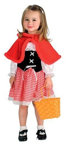 Little Red Riding Hood Costume, Toddler Rubie's http://www.amazon.com/dp/B00163OWOA/ref=cm_sw_r_pi_dp_9iIgwb0C3S7SX
