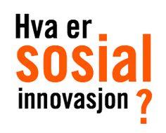Hva er sosial innovasjon? Company Logo, Blogging