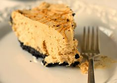 Frozen Chocolate-Peanut Butter Pie | The Best Food Recipes Blog