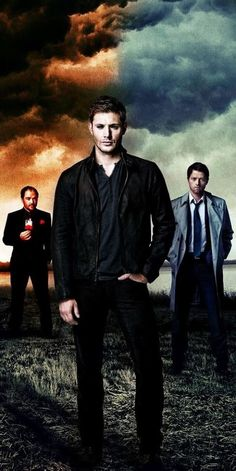 this is wicked cool! The only think I would change is Sam with Cas on the other side