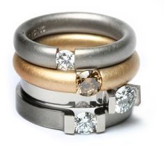 Niessing I want every ring lol but the one I have is enough for now