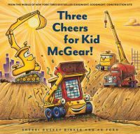 The big construction trucks are skeptical when Kid McGear the skid-steer shows up on the big construction site, after all a skid-steer is rather small--but when the big trucks run into trouble on a steep incline, Kid McGear proves that sometimes a small all-purpose truck may be just what is needed to save the day. Read Aloud Books, Award Winning Books, Free Kindle Books, Big Trucks, Audio Books, Childrens Books, New Experience, Reading, Cheers