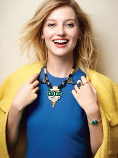 Show off your personal style with new Avon jewelry! Dare to go bold and pile it on or mix up your metals, layer after layer, for a one-of-a-kind look. #AvonRep  www.youravon.com/lalbrecht