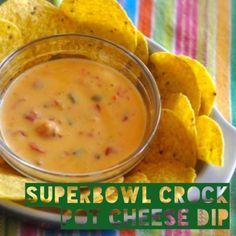 Crock Pot Cheese Dip