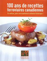 100 ans de recettes ferroviaires canadiennes