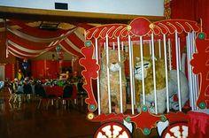 Circus Decorations | Circus - Theme Decor - Event Gallery - Portland Event Rentals (Peter ...