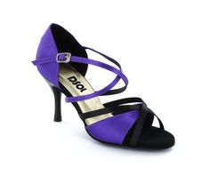 Possible shoe choice for the ladies, they can choose their own heal size and width.. love dancing shoes!!