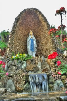 Mary's Grotto