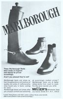 Marlborough Boots 1972 Ad Picture