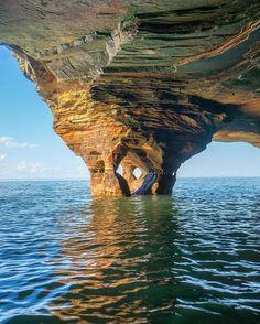 Amazing rock erosion