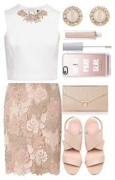 """Untitled #194"" by gabrielledixon ❤ liked on Polyvore featuring Ted Baker, Dorothy Perkins, Accessorize, Casetify, Kate Spade and ArtDeco"