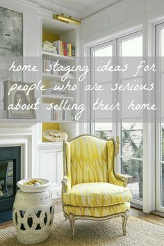 Home Staging Ideas You Won't Hear About on HGTV - laurel home | it's spring! Thinking about putting your home on the market? Want to get top dollar? Staging your home is not about rendering it butt neked. Find out how we got our FULL ASKING PRICE in a dif