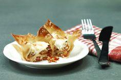 Mini-Lasagne, ein raffiniertes Rezept aus der Kategorie Party. Bewertungen: 3. Durchschnitt: Ø 3,2.
