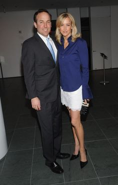 """Lara Spencer Photos - Television Personalities David Haffenreffer and Lara Spencer attend the special screening of """"Leatherheads"""" at the MOMA on April 2008 in New York City. - Special Screening Of """"Leatherheads"""" At MoMA Lara Spencer, Cma Awards, Jake Owen, Moma, Skirt Outfits, Husband, Celebrities, Skirts, Clothes"""