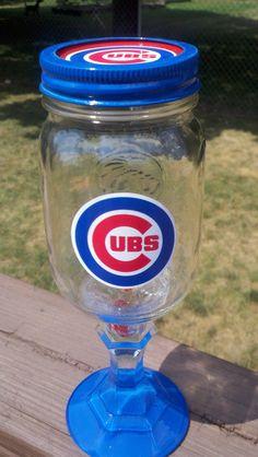 Chicago Cubs Redneck Hillbilly Wine Beverage Candy by debbyschroll, $15.00