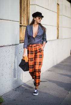 Street Style Milan Fashion Week 2017 | POPSUGAR Fashion Australia