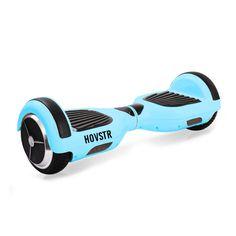 HOVSTR i1 Aqua/Silver Self Balance Scooter, Hoverboard, Self Balance Wheel, Self Balance Board, Hover