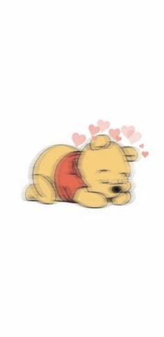 Trendy Wallpaper Iphone Disney Winnie The Pooh Heart Emoji Wallpaper Iphone, Cute Emoji Wallpaper, Disney Phone Wallpaper, Aesthetic Iphone Wallpaper, Colorful Wallpaper, Cartoon Wallpaper, Aesthetic Wallpapers, Trendy Wallpaper, Lock Screen Wallpaper Iphone