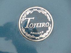 Tojeiro radiator badge
