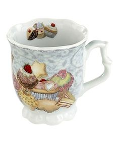 Another great find on #zulily! Cupcakes & Cookies 11-Oz. Mug #zulilyfinds
