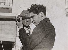 Robert Capa (born Endre Ernő Friedmann;[1] October 22, 1913 – May 25, 1954) was a Hungarian combat photographer and photojournalist who covered five different wars: the Spanish Civil War, the Second Sino-Japanese War, World War II across Europe, the 1948 Arab-Israeli War, and the First Indochina War. He documented the course of World War II in London, North Africa, Italy, the Battle of Normandy on Omaha Beach and the liberation of Paris.