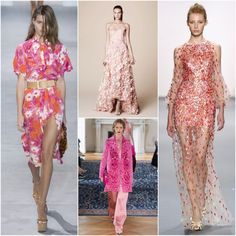 Top fashion trends for spring 2017!