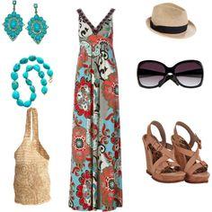 Love the dress,
