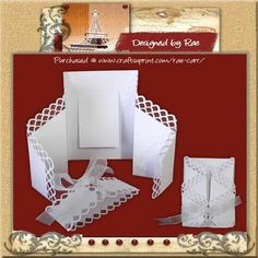 Cut Files for SCAL | Large Fold Card MTC*SCAL*STUDIO*SVG*WPC by Rae Carr
