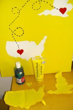 DIY LDR Painting