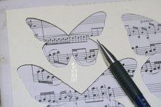 farfalle musica
