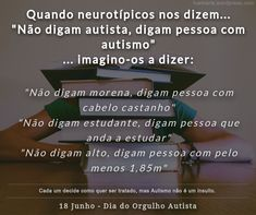 Espectro do Autismo, PEA, TEA Autism
