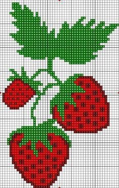 Thrilling Designing Your Own Cross Stitch Embroidery Patterns Ideas. Exhilarating Designing Your Own Cross Stitch Embroidery Patterns Ideas. Cross Stitch Fruit, Cross Stitch Kitchen, Mini Cross Stitch, Cross Stitch Flowers, Cross Stitch Charts, Cross Stitch Designs, Cross Stitch Patterns, Cross Stitching, Cross Stitch Embroidery