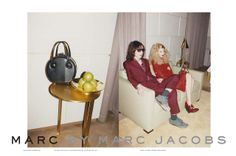Marc by Marc Jacobs FW13 Ad, photographed by Juergen Teller