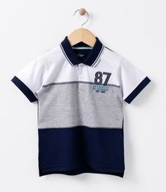 Boys Summer Outfits, Little Boy Outfits, Toddler Boy Outfits, Kids Outfits, Mens Polo T Shirts, Baby Shirts, Boys T Shirts, Kids Winter Fashion, Kids Fashion Boy